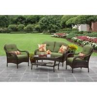 Better Homes and Gardens Azalea Ridge 4-Piece Patio ...