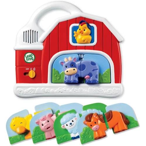 Leapfrog Fridge Farm Magnetic Animal Set Walmart