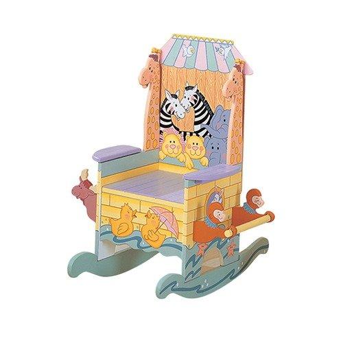 Teamson Kids Potty Noah39s Ark Kid39s Rocking Chair