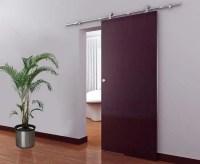 TMS 6.6FT European Modern Style Interior Sliding Barn Door ...