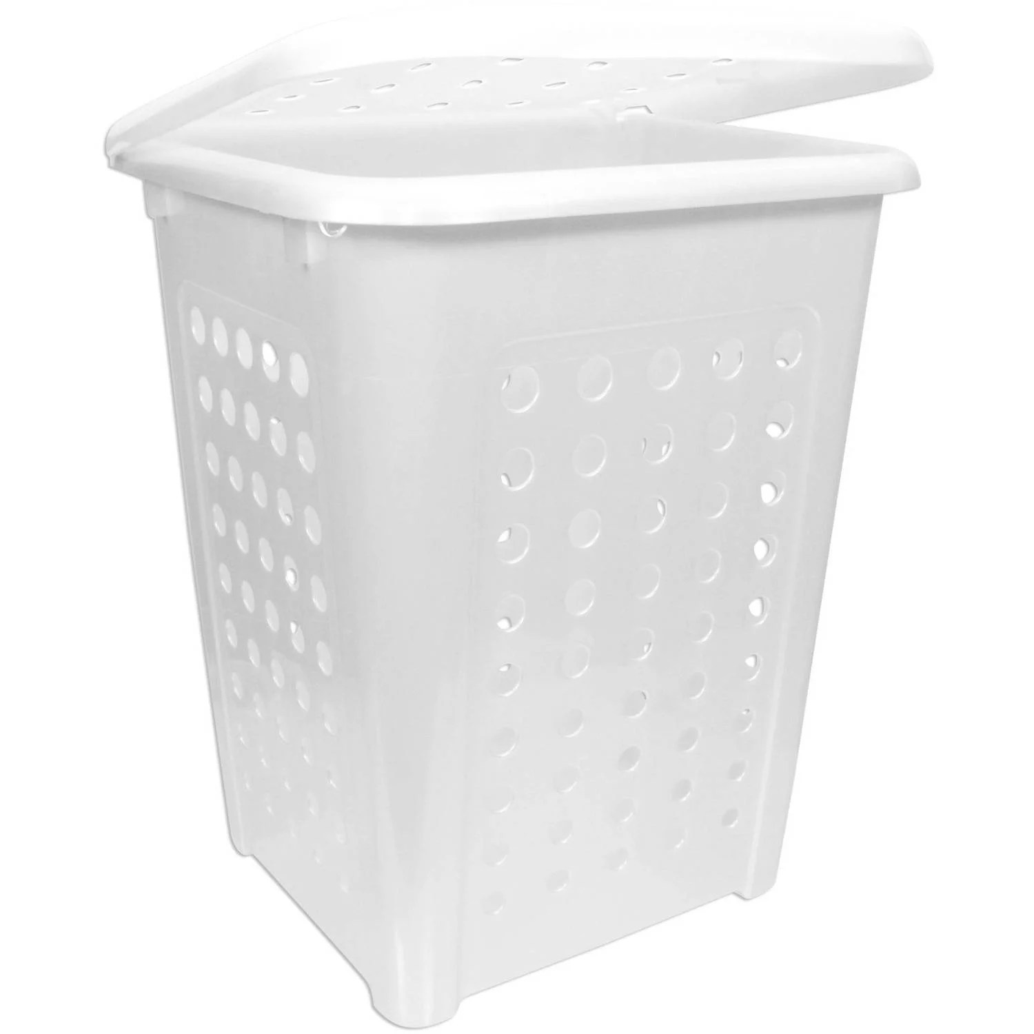 Clothes Baskets Home Logic Extra Large Capacity Lidded Laundry Hamper