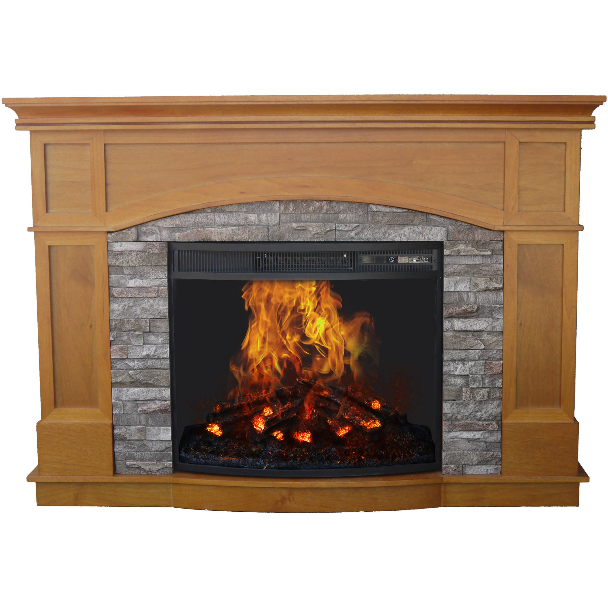 Walmart Black Electric Fireplace Dinatale Wall Mounted Electric Fireplace In Black By Real Flame