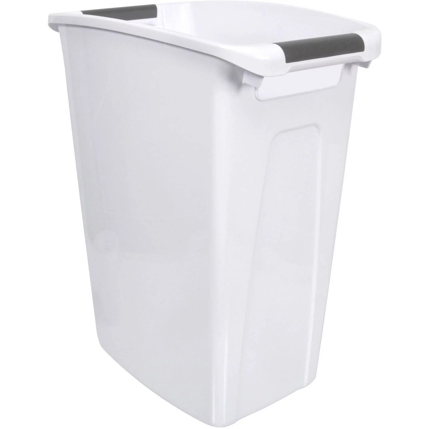 Garbage Bins Walmart Nine Stars Dzt 42 1 Touchless Stainless Steel 11 1 Gallon Trash Can