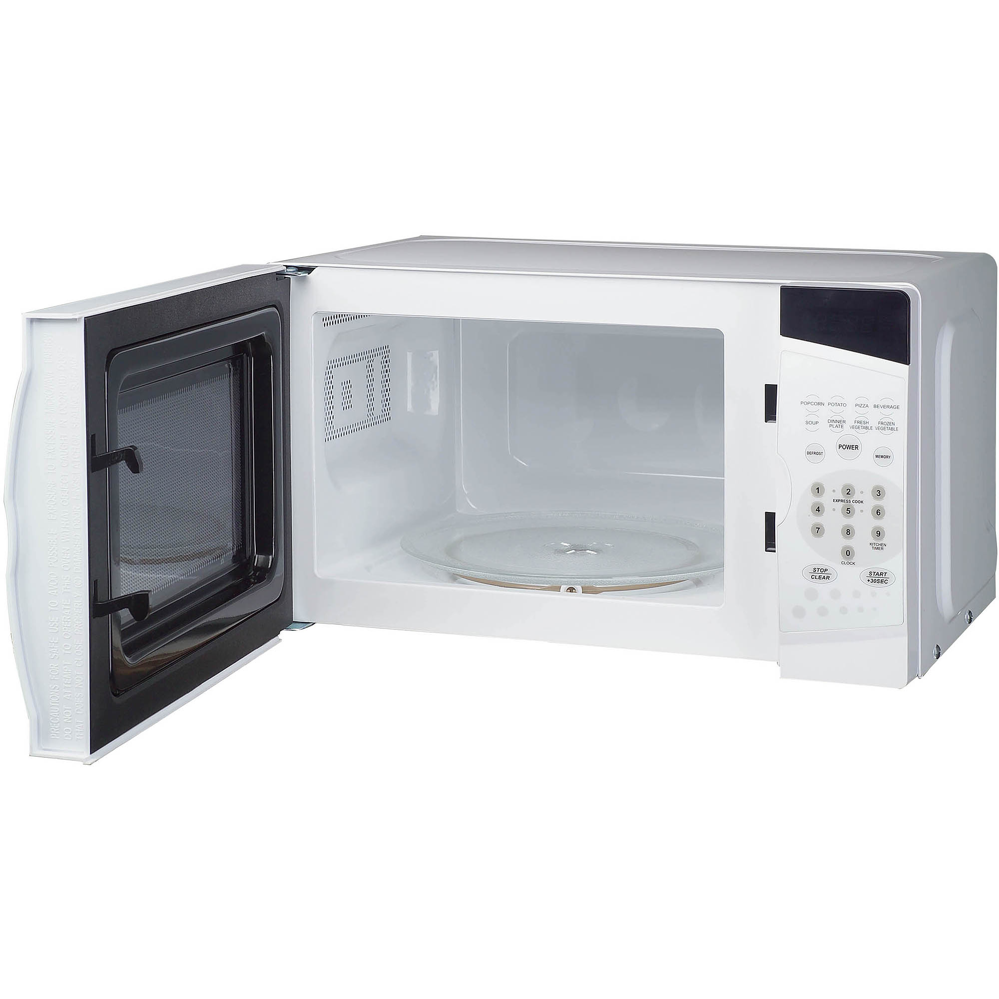 Magic Chef 0.7 Cu Ft Countertop Microwave Magic Chef 7 Cu Ft Countertop Microwave White Ebay