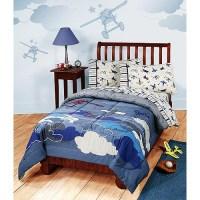 Disney Plane Crazy Comforter - Walmart.com