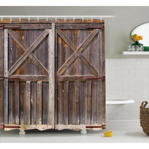 Medium Crop Of Rustic Shower Curtains