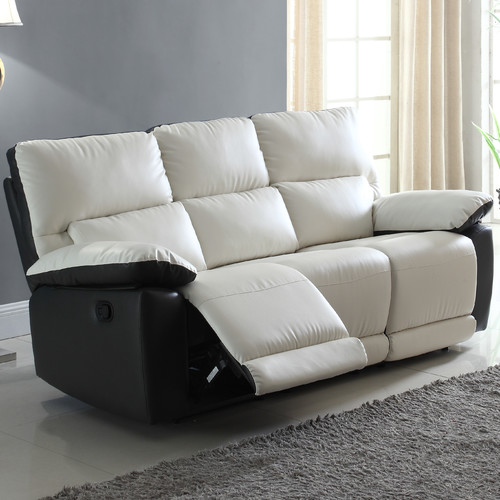 Walmart Usa Sofas Madison Home Usa Recliner Reclining Sofa - Walmart.com
