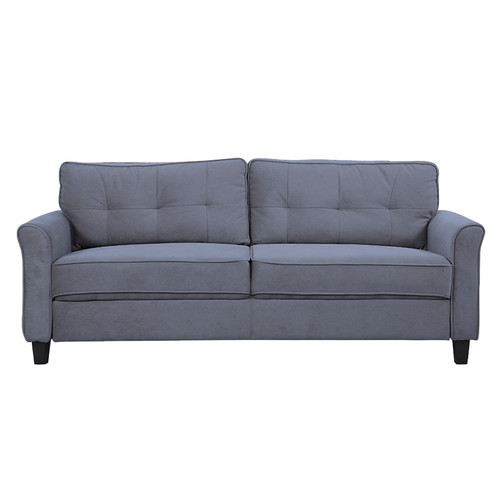 Walmart Usa Sofas Madison Home Usa Classic Ultra Standard Sofa - Walmart.com