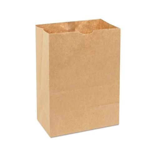 General Natural Grocery Sack Paper Bag Walmart