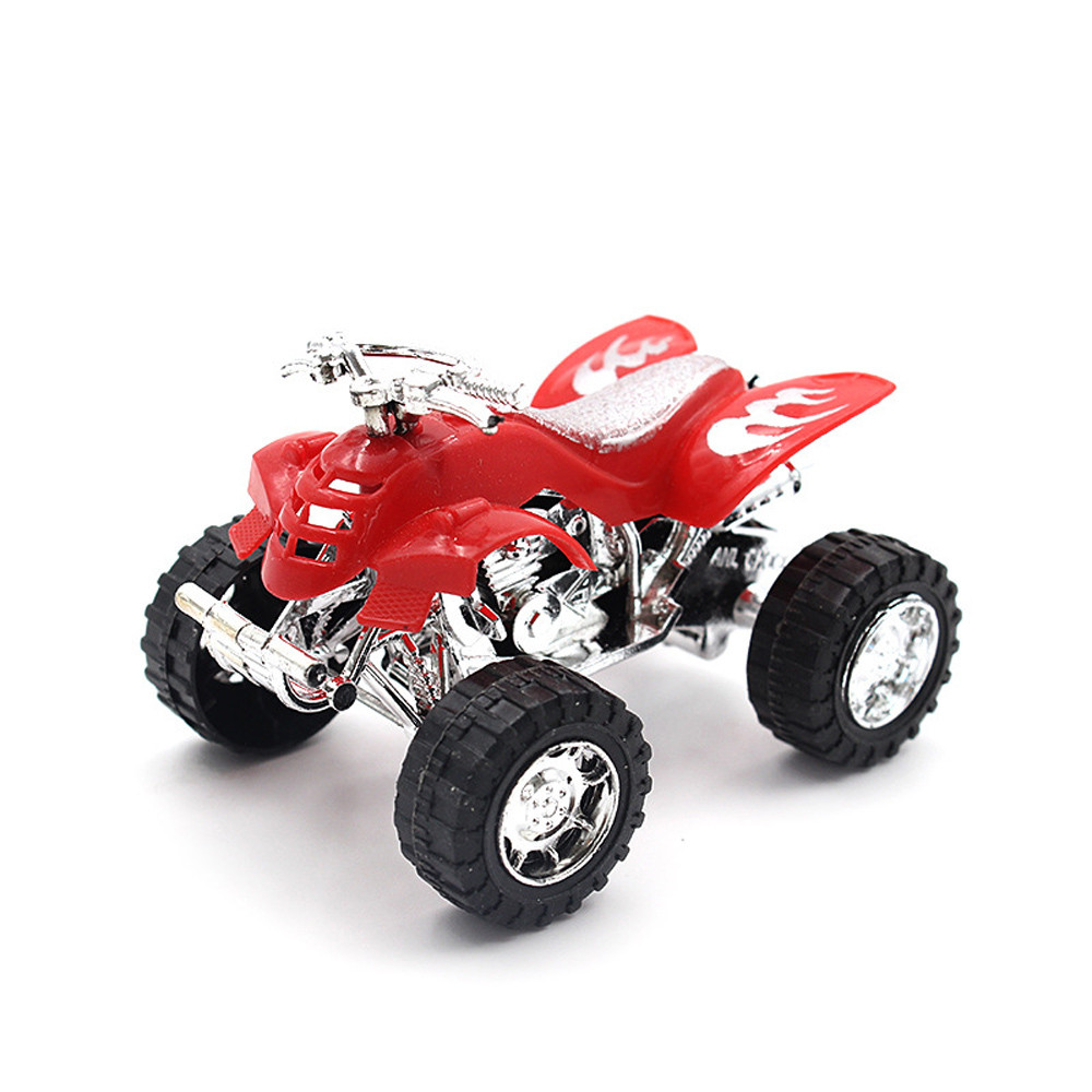 Beach Motorcycle Toy Pull Back Diecast Motorcycle Early