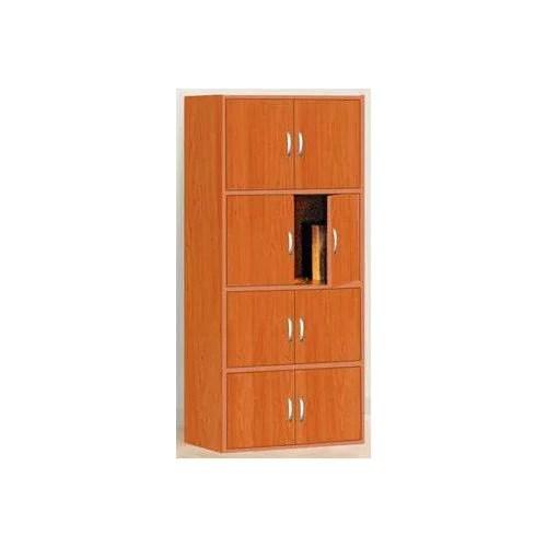 Hodedah 8 Door Storage Cabinet