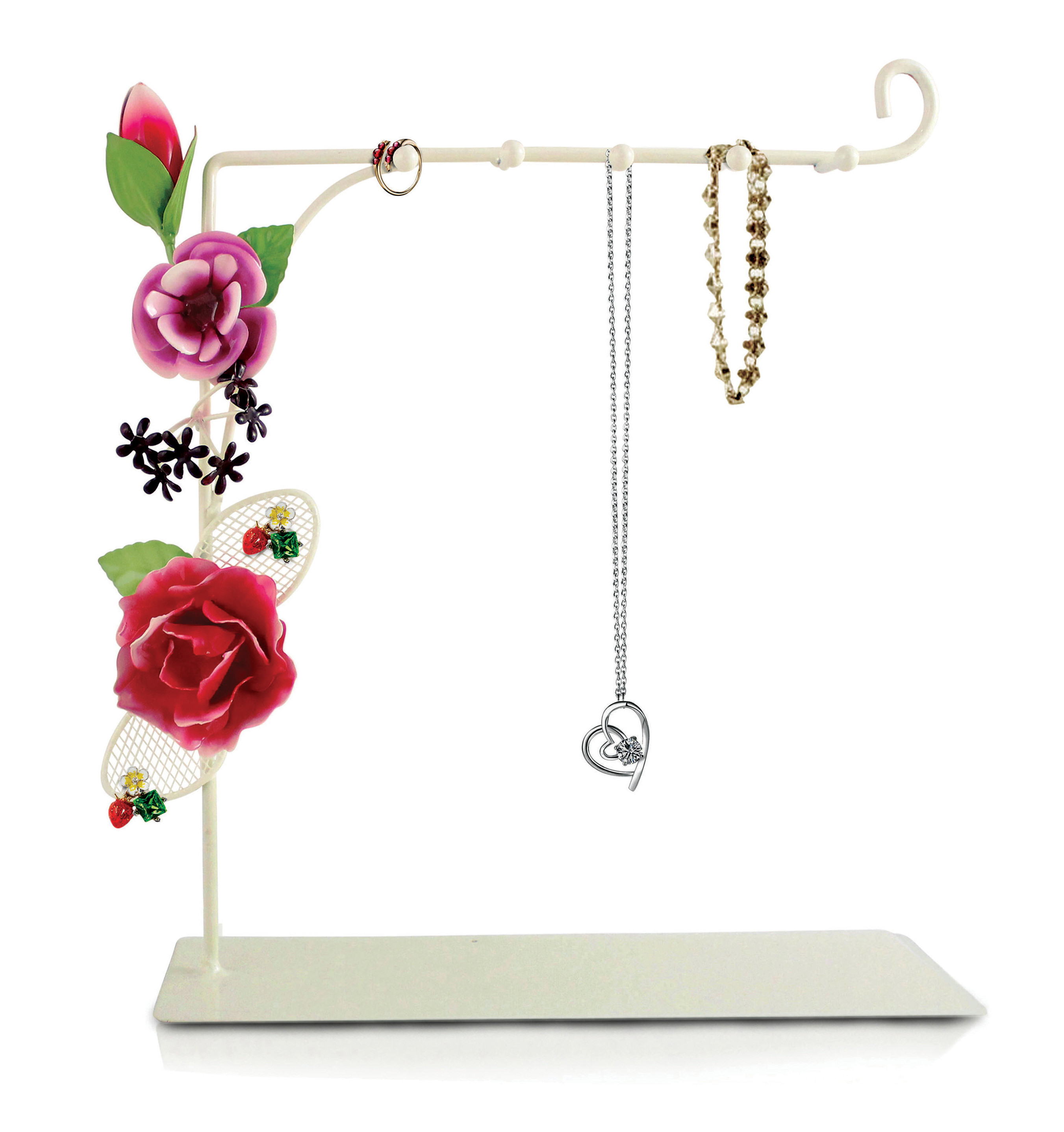 Bella Rosa Bella Rosa Necklace Holder