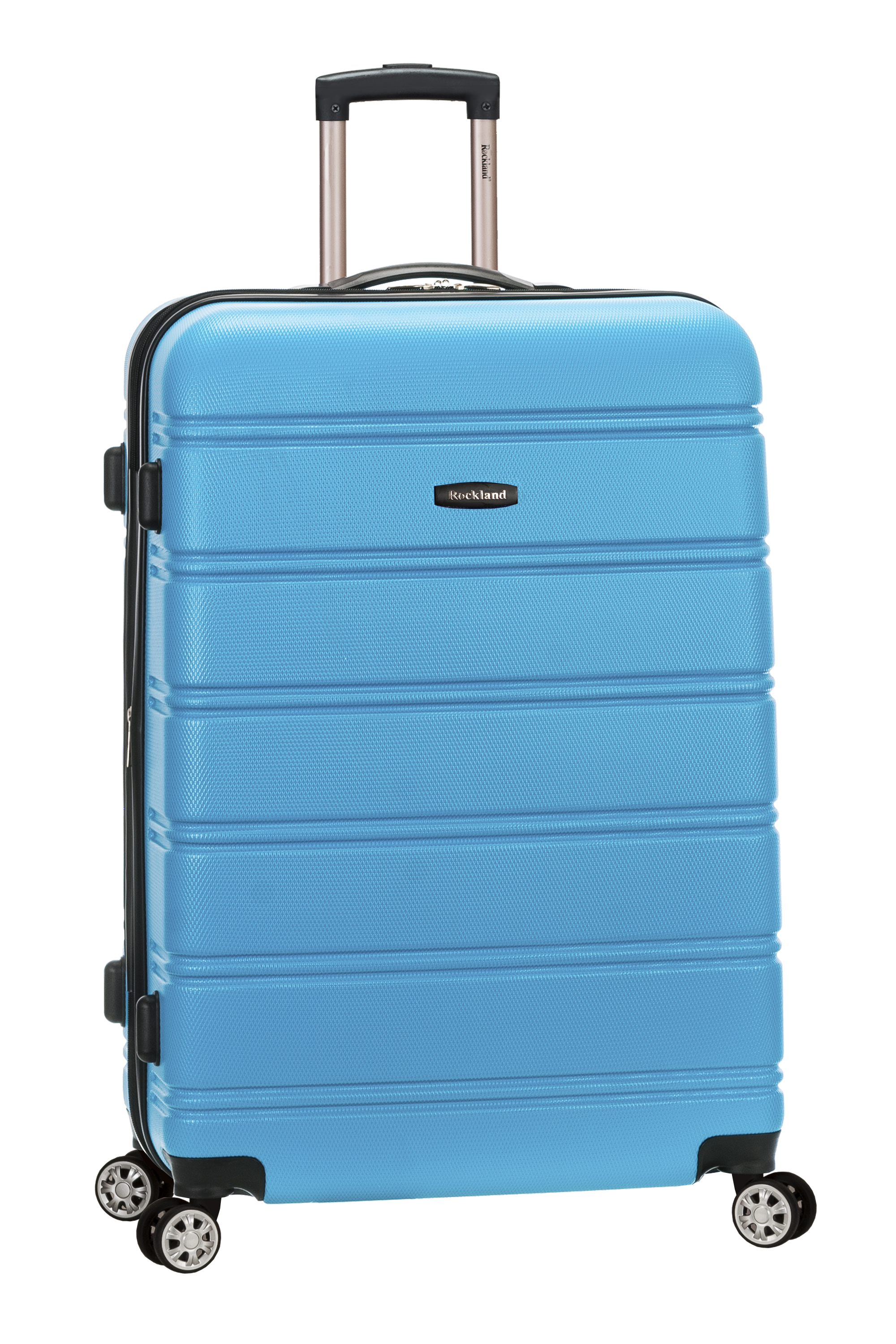 Travel Luggage Melbourne Rockland Luggage Melbourne 28 Quot Hard Sided Expandable Abs
