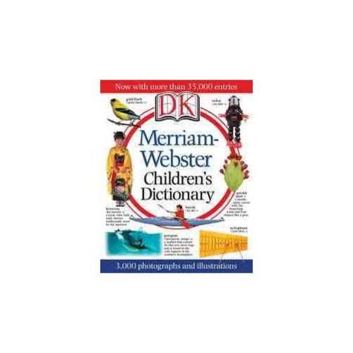 Merriam Webster Children S Dictionary By Dk Publishing