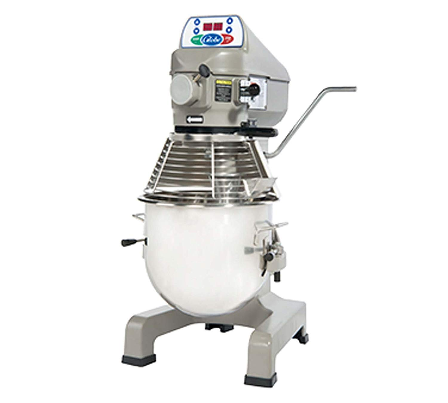 Commercial Countertop Mixer Globe Food Sp20 3 Speed 20 Qt Planetary Mixer With