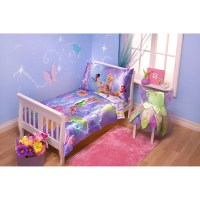 Disney - Disney Tinkerbelle Pixieland 4pc Toddler Set ...