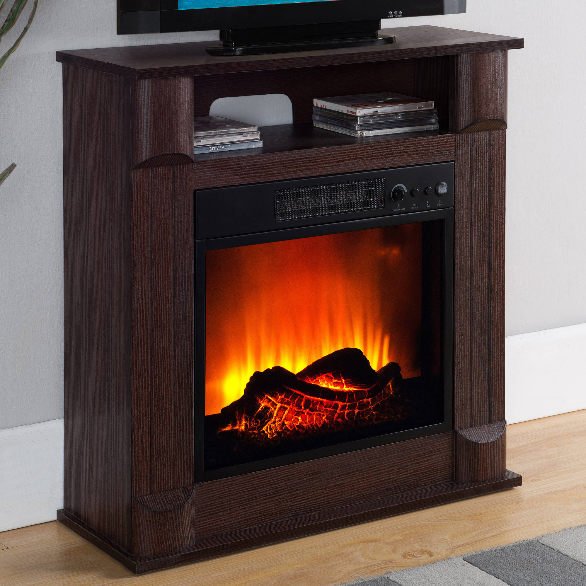 Electric Fireplaces For Sale At Walmart Prokonian Electric Fireplace With 26