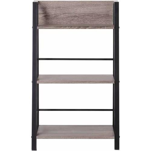 Mainstays 3 Shelf Bookcase Multiple Finishes Walmartcom