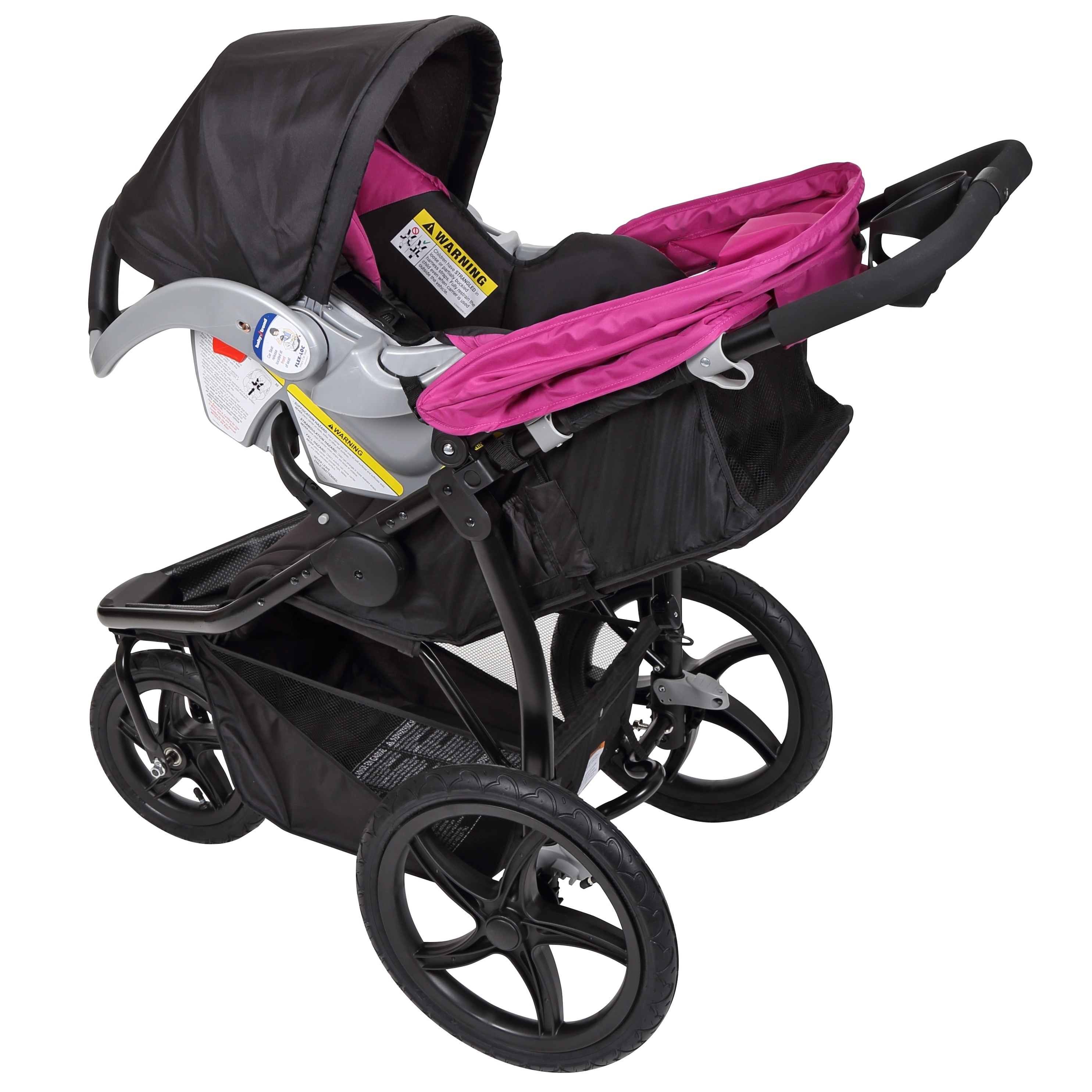 Baby Trend Expedition Jogger Travel System Car Seat Base