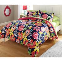 your zone bedding comforter set, fiji floral - Walmart.com