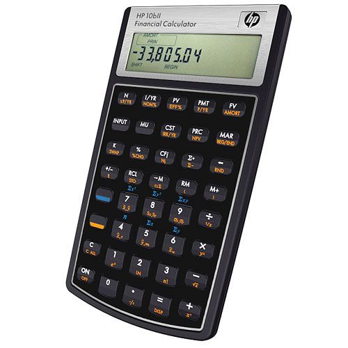 Financial Calculator - Walmart