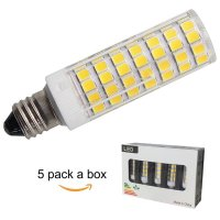[5-pack] E11 led bulb, 75W-100W Equivalent Halogen ...