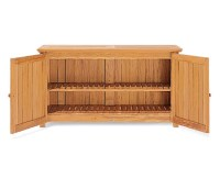 WholesaleTeak Outdoor Patio Grade-A Teak Wood Chest ...