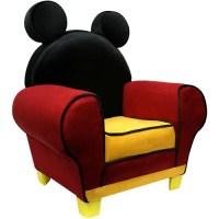 Disney - Mickey Mouse Chair - Walmart.com
