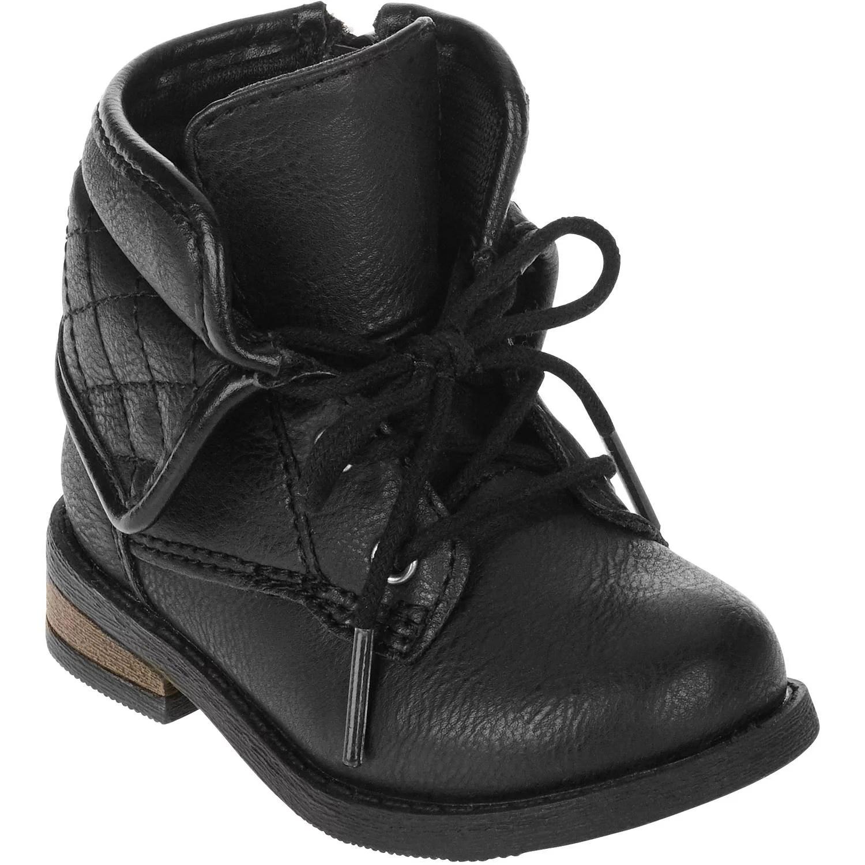Garanimals Garanimals Baby Girls39 Combat Boot Walmartcom