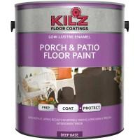 KILZ Porch and Patio Floor Paint, Gallon - Walmart.com