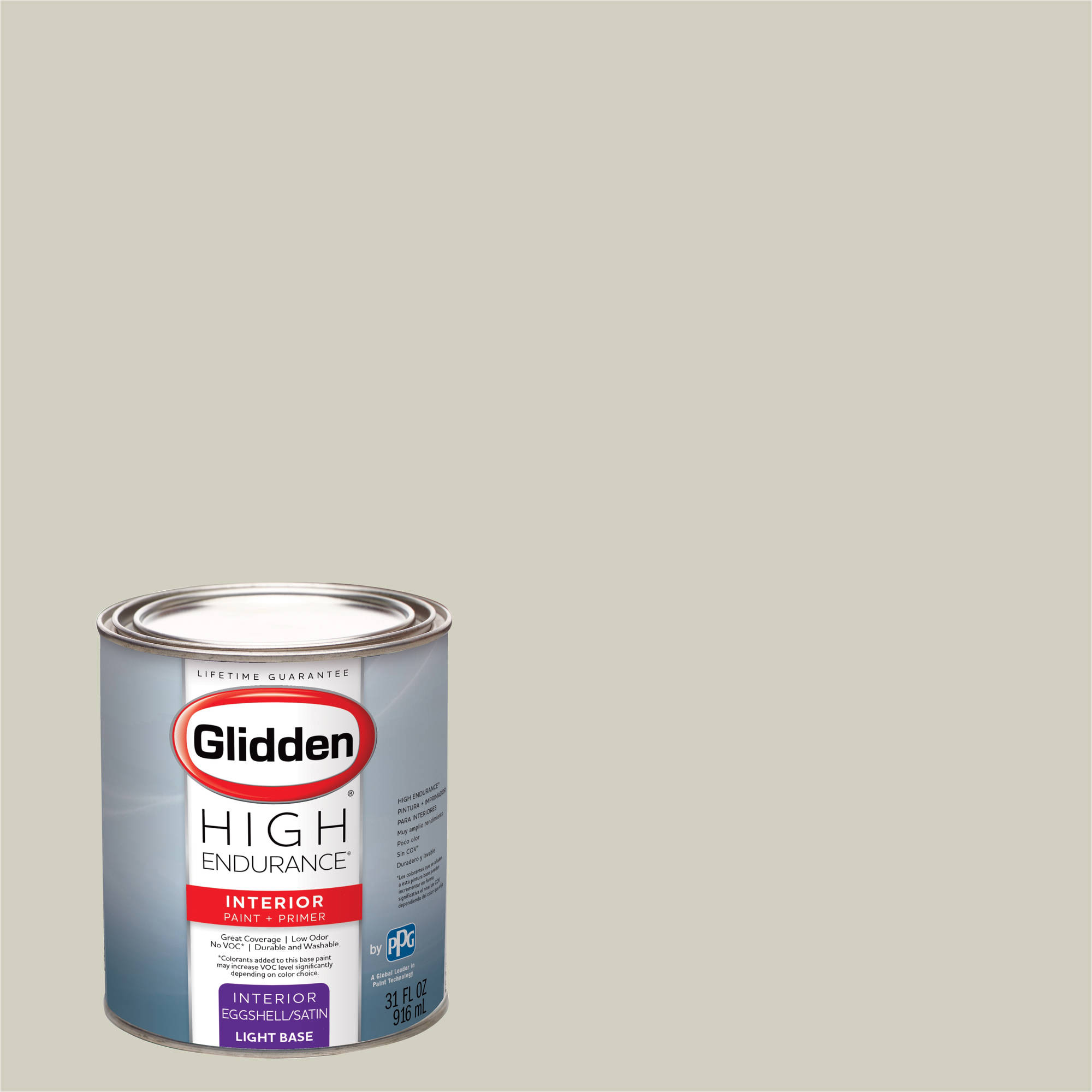 White Sage Paint Glidden High Endurance Interior Paint And Primer White Sage 60yy 65 082