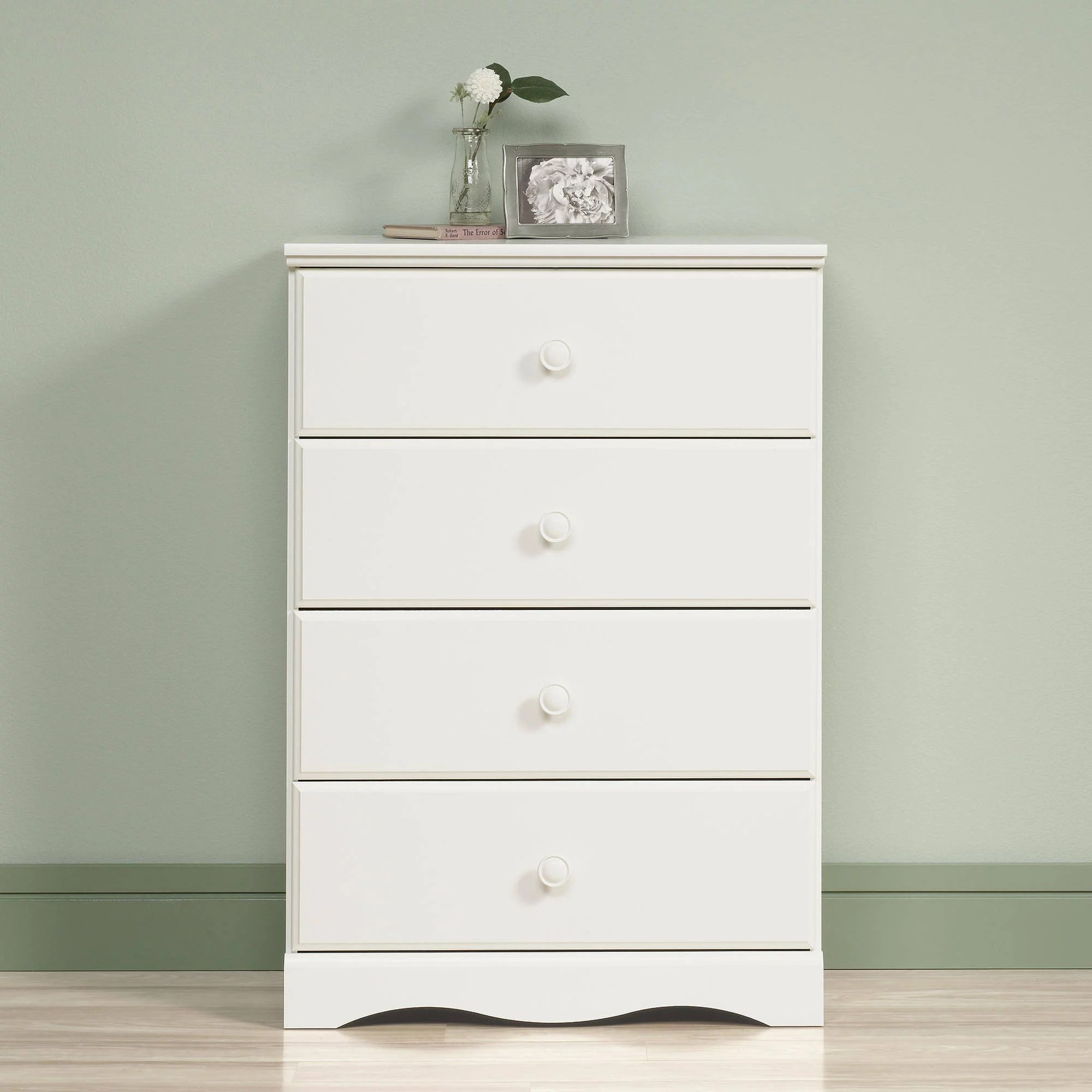 6 Drawer Chest Of Drawers Sauder Storybook 4 Drawer Dresser Multiple Finishes