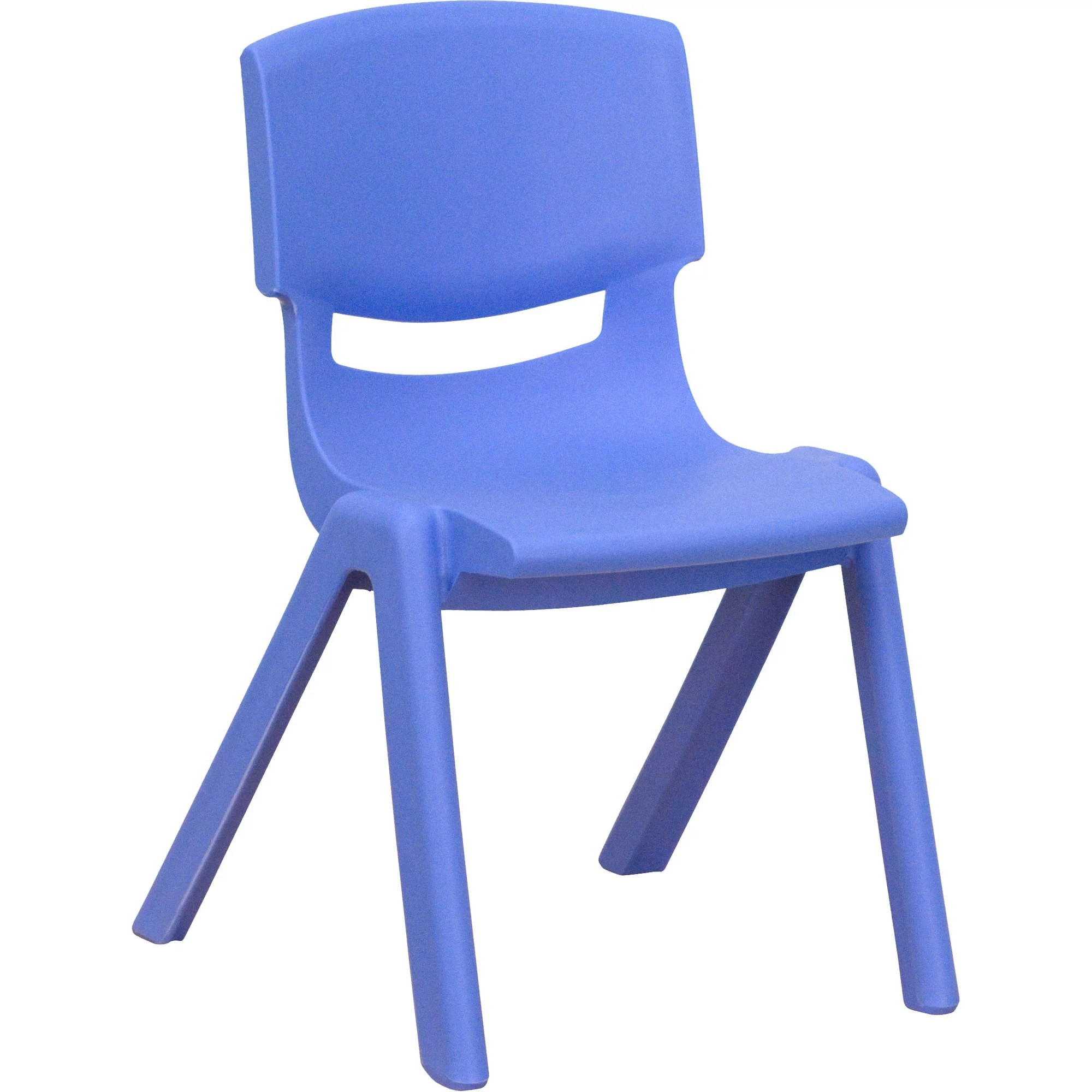 Kids Furniture Flash Furniture Plastic Stackable School Chairs 12 Seat Height Set Of 4 Multiple Colors