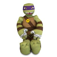 Teenage Mutant Ninja Turtles Donatello Plush Cuddle Pillow ...