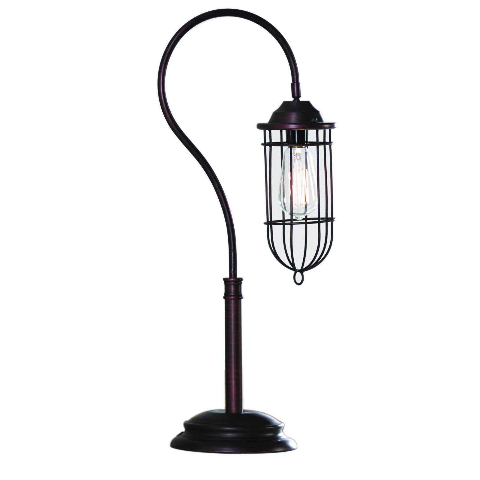 Normande Lighting Cage Style Table Lamp