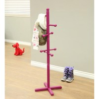 Home Craft Kid's Coat Rack, Multiple Colors - Walmart.com