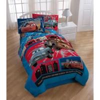 Disney Pixar Cars 2 Twin/Full Bedding Comforter - Walmart.com