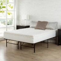 Slumber 1 - 10;; Pillow Top Mattress with Smart Base Set ...