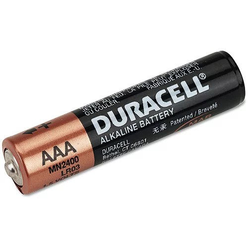 Duracell Coppertop Alkaline Aaa Batteries 20 Count - Batterie Aaa