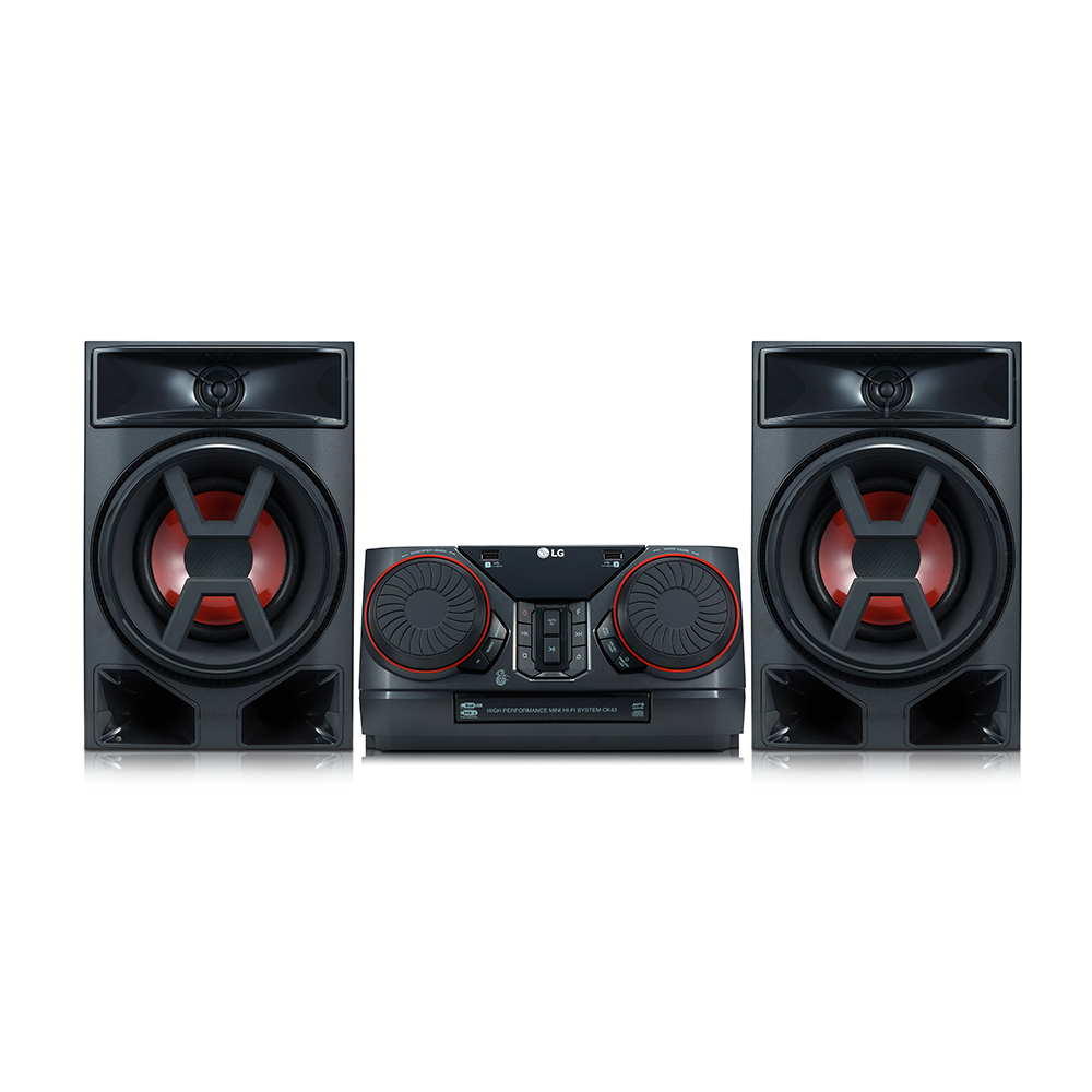 Lg Ckm4 Xboom 300w Hi Fi Shelf System With Bt Connectivity Walmart Com Walmart Com
