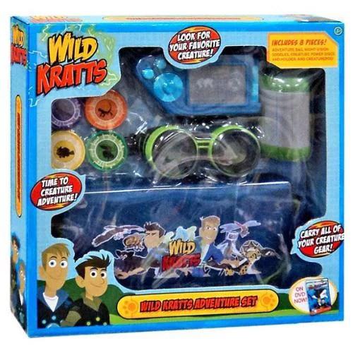 Wild Kratts Adventure Set Walmart