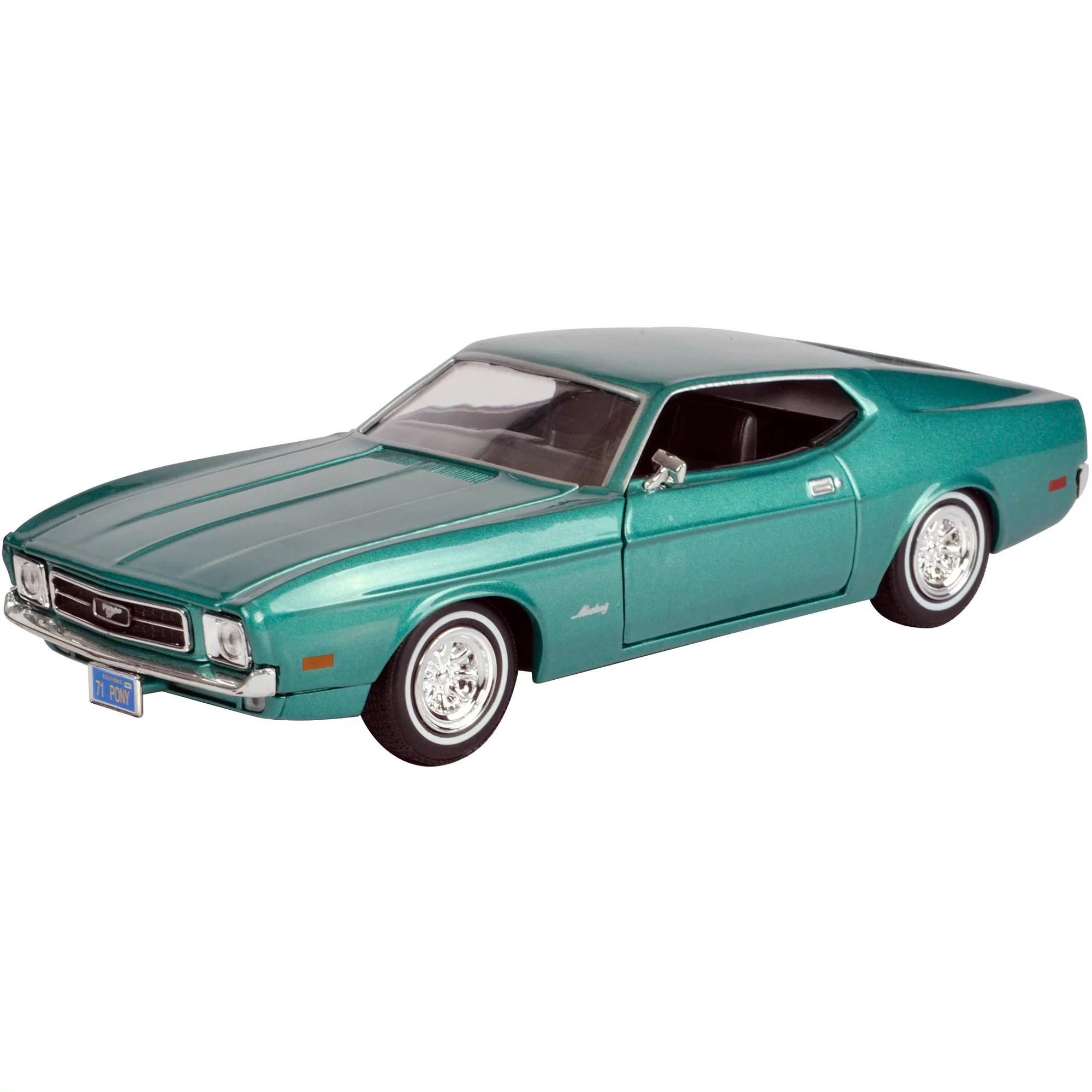 1971 Ford Mustang Sportsroof Model 1 24 Scale Walmart