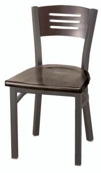 Wood Leg White Bucket Seat Dining Arm Chair - Walmart.com