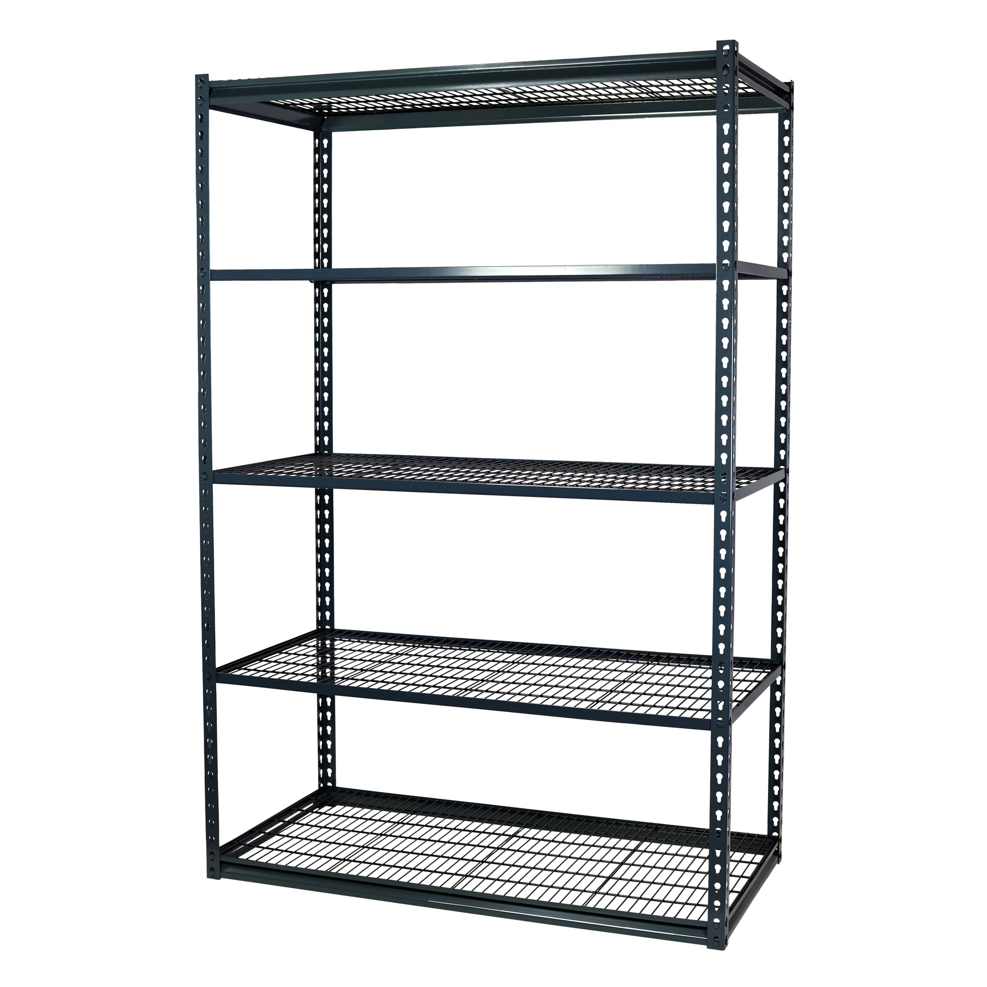Garage Shelving Units Storage Max Garage Shelving Boltless 36 X 24 X 72 Heavy Duty 5 Shelves