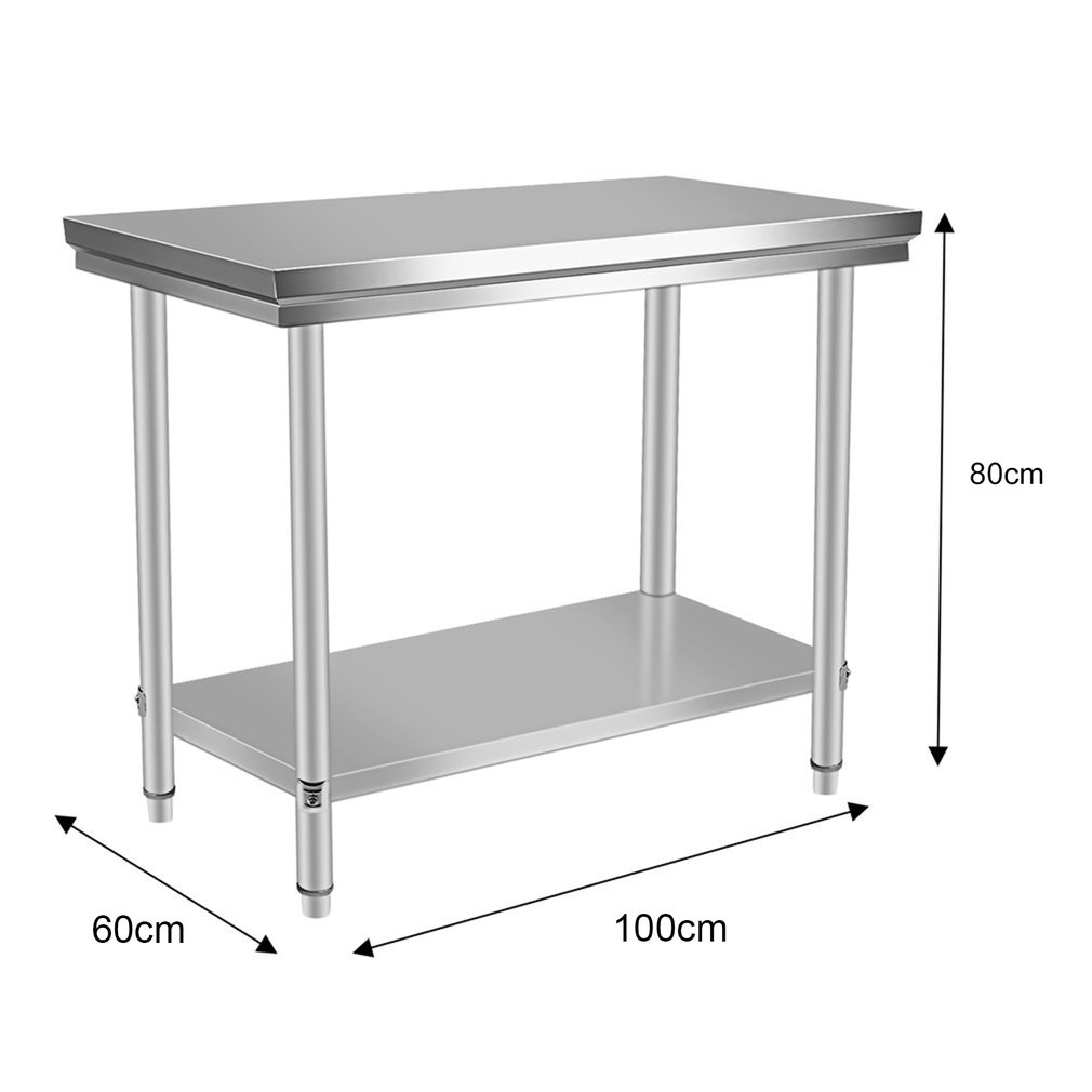 Stainless Restaurant Table Masknan Stainless Steel Commercial Kitchen Prep Work Table