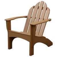 Eagle One Recycled Plastic Adirondack Classic Chair ...