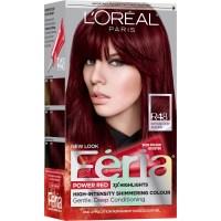 Feria Red Of Feria Red Hair Color | dagpress.com