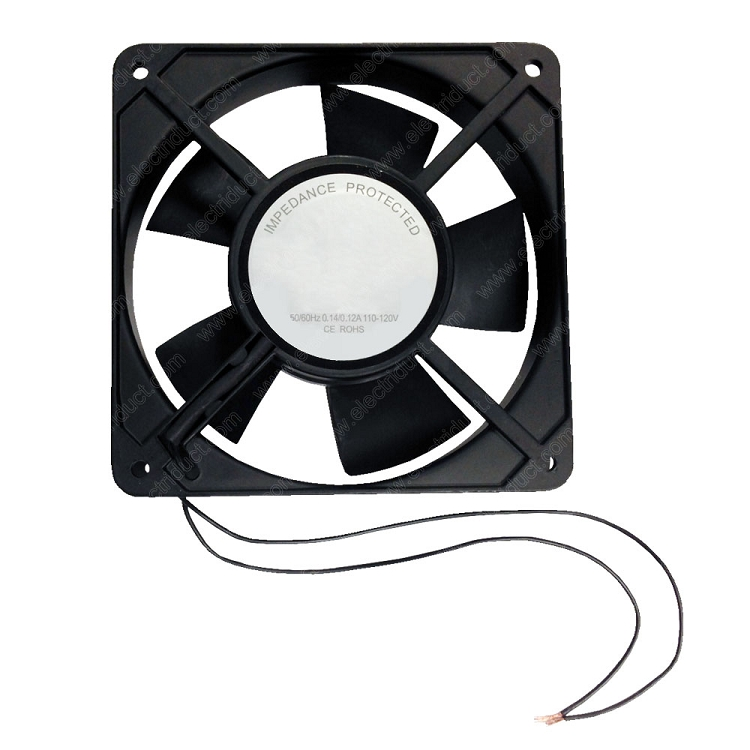 4quot Universal Cabinet Computer Quiet Cooling Fan System