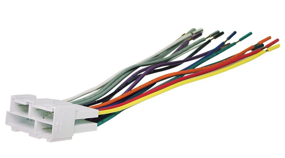 GM02B Wire Harness to Connect An Aftermarket Stereo Receiver for
