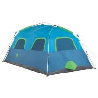 Coleman 8 Person Instant Cabin Tent - Walmart.com